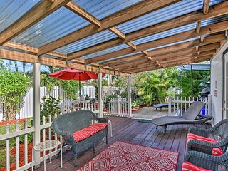 NEW! Stuart Apartment w/Furnished Patio Near River
