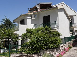 Spacious apartment in the center of Biograd na Moru with Parking, Internet, Wash