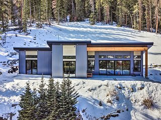 Newly Built Home w/Mtn Views-15 Mi to Breckenridge