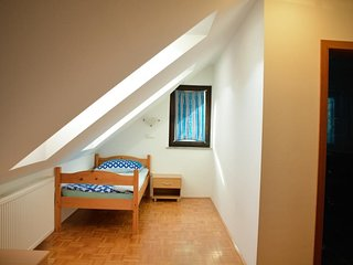 Cozy room in the center of Catez ob Savi with Parking, Internet