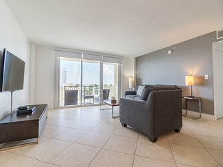 Apartments by the Ocean - B - Surfside - 2 Bed - 1 Bath