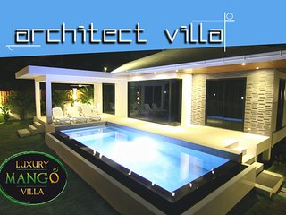 ⭐️LUXURY. MANGO VILLA ⭐️ 3 bedrooms private pool villa ⭐️1