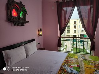 KARA CASA : HAVELI ROOMS NEAR BAGA BEACH,  GOA