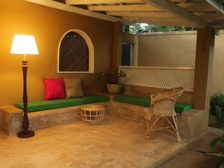 Garden Cottage with Veranda 3