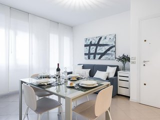 Selena  apartment in Bolognese with WiFi, integrated air conditioning, private p