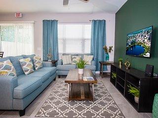 Amazingly Located Disney Area 4 Bedroom 5158C