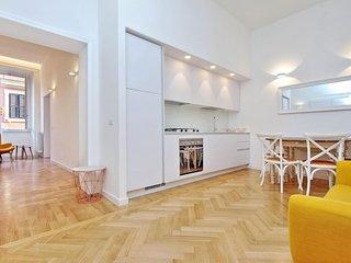 Della Vite apartment in Piazza di Spagna South with WiFi, integrated air conditi