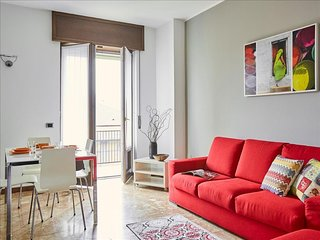 Settembrini D apartment in Stazione di Milano Centrale with WiFi, air conditioni