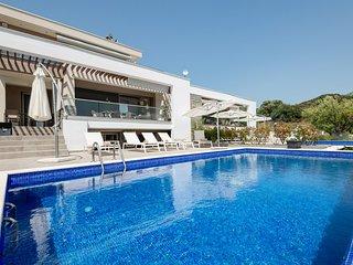 Afisia Magnum Pool Villa I, Sarti