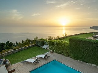 Gleize Amazing Sea View Villa, Elani
