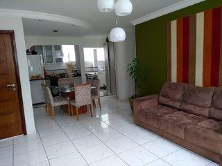 Apartamento no coração de Curitiba. Batel o melhor local.