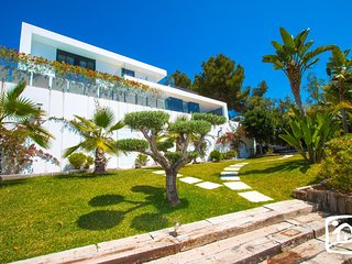 3 bedroom Villa in Moraira, Valencia, Spain : ref 5401578