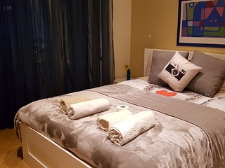 Libia Metro Station Apartment in Rome - Double private room