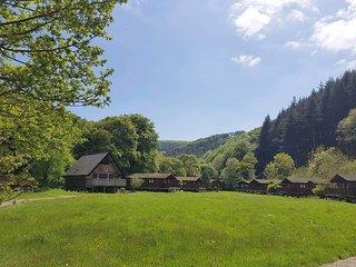 The Dartmoor Riverside Lodge