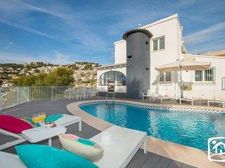 4 bedroom Villa in Fanadix, Region of Valencia, Spain : ref 5504482