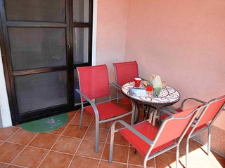 Cosy studio in the center of Betina with Parking, Internet, Washing machine, Air