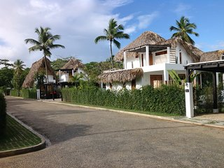 Spacious villa in Las Terrenas with Parking, Internet, Washing machine, Air cond