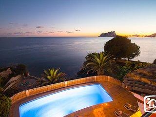 3 bedroom Villa in Moraira, Valencia, Spain : ref 5401537