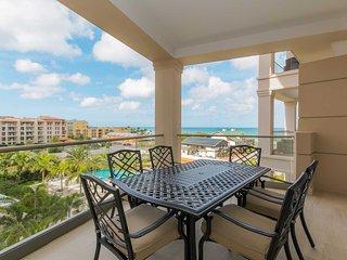 LEVENT RESORT - Beach Haven Two-bedroom condo - LV42D - BEACH VIEW - EAGLE BEACH