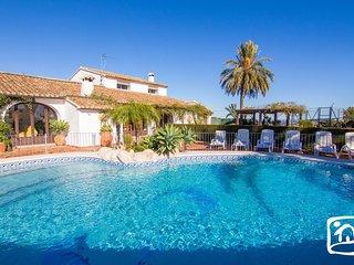 5 bedroom Villa in Paratella, Valencia, Spain : ref 5401451