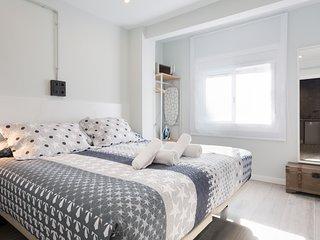 ⭐ New, Cute and Modern 2BR Flat near Camp Nou ⭐