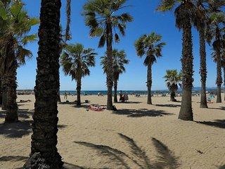centro Salou, piscina, playa, wifi/acc