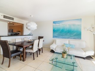 Apartments by the Ocean - L - Surfside - 2 Bed - 2 Bath