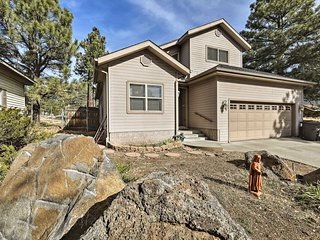 Flagstaff Home-3 Blocks to Jay Lively Ice Arena!