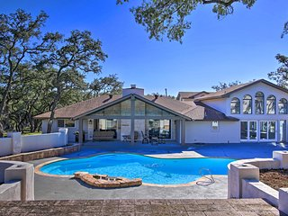 NEW! Luxurious Boerne Home w/Pool on 2 Acres!