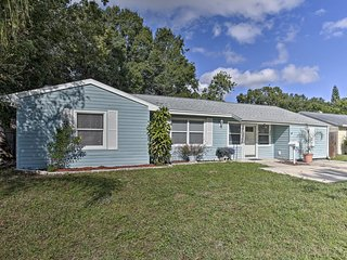 NEW! St. Petersburg Home - 10 Min to Beaches & DT!