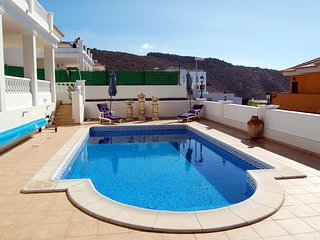Villa Roque Del Conde, NEW VILLA to rent in Las Americas,Tenerife