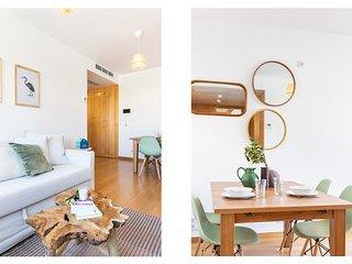 Stylish 1 bedroom apartment near Laranjeiras