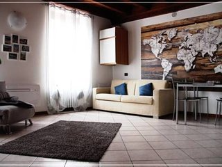 Cozy apartment very close to the centre of Verona with Internet, Washing machine