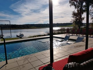 PRIVATE Family & Corporate Events-4 Bed/2Bath wKayaks/Pool/Hottub/Soundsystem