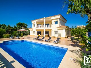 4 bedroom Villa in Moraira, Valencia, Spain : ref 5457512