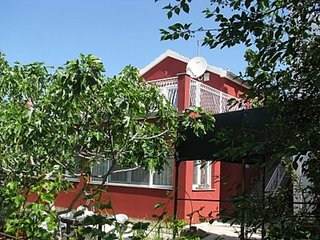 Cozy apartment in the center of Tribunj with Parking, Internet, Balcony, Terrace