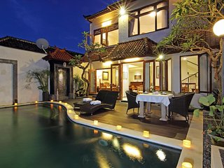 Luxurious 5BR Ubud Pool Villa