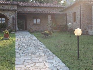 Italie Toscane Montelaterone Bungalow en pierre: Le Morellino