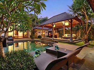 Spacious Balinese Style at 2BDR Villa