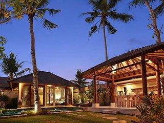 Wooden Ubud Villa at 1BDR