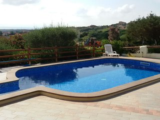 Villa Forica near Stintino in residence with private pool and garden