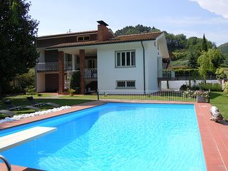 3 bedroom Villa in San Martino in Freddana-Monsagrati, Tuscany, Italy : ref 5695