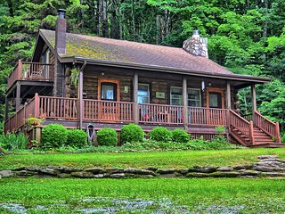 Stony Brook Cabin