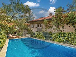 4 bedroom Villa in Omišalj, Primorsko-Goranska Županija, Croatia : ref 5696431