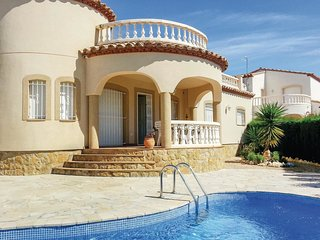 3 bedroom Villa in Las Tres Cales, Catalonia, Spain : ref 5696483