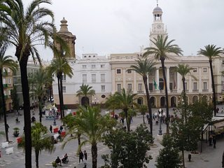 Palacete Andaluz, Piso 20B Ext