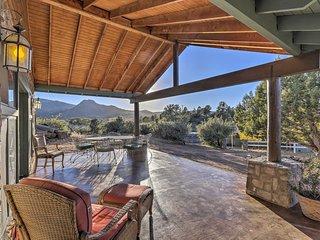 NEW! Prescott House on 3 Acres w/Granite Mtn Views