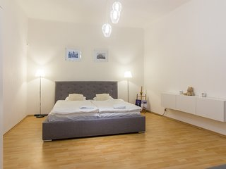 Prague City Apartment on Wenceslas Square for 6 by easyBNB