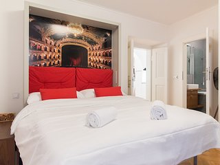 The Bulletproof Apartment: Luxury and History in Prague Center by easyBNB
