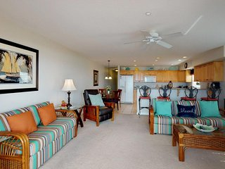 NEW LISTING! Corner waterfront condo w/shared pool - easy beach access
